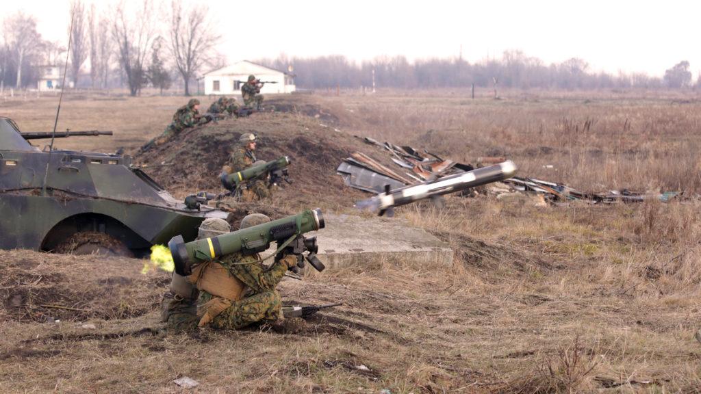 FGM-148 Javelin Portable Anti-Tank Missile