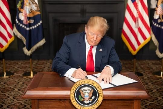Sanctions on Ira